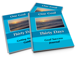 "One Goal. Thirty Days. Based on ""The Strangest Secret."" Download now!"